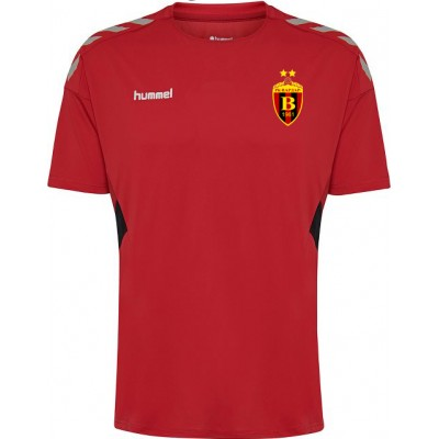 HC VARDAR TRAINING JERSEY RED