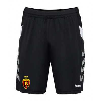 HC VARDAR TRAINING SHORTS BLACK