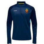 HC VARDAR WARM UP ZIP SWEAT BLUE
