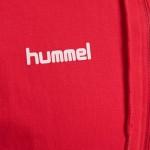 HUMMEL GO COTTON ZIP HOODIE