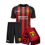 FC VARDAR Home Jersey & Short with Hummel scarf
