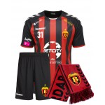061 HC VARDAR Home-kid Jersey & Short with Hummel scarf