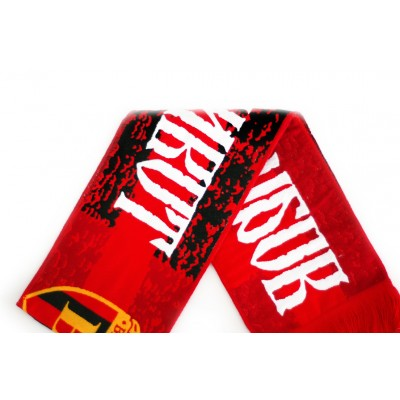 "01 SCARF ""ONE LIFE ONE LOVE"""