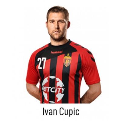 HC VARDAR Home Jersey Ivan Cupic