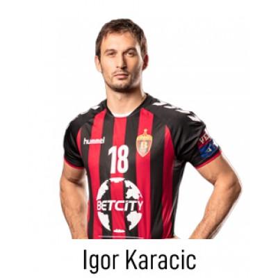 HC VARDAR JERSEY KARACIC