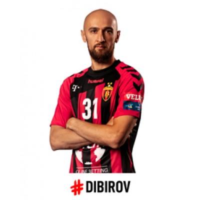 HC VARDAR Jersey #DIBIROV