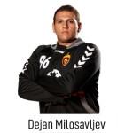 HC VARDAR JERSEY MILOSAVLJEV
